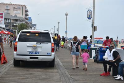 boardwalk police