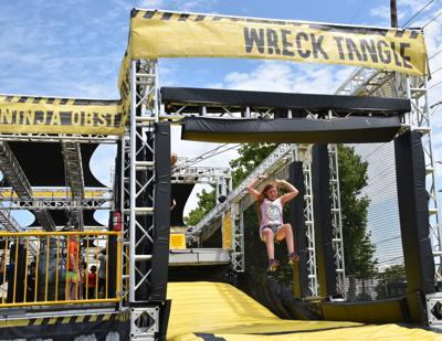 OC 'WreckTangle' attraction gains popularity
