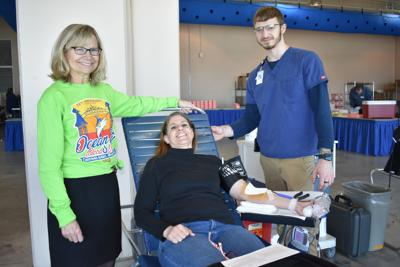 Annual blood drive planned in Ocean City for Jan. 21-22