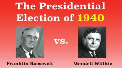136 •••••The Election of 1940