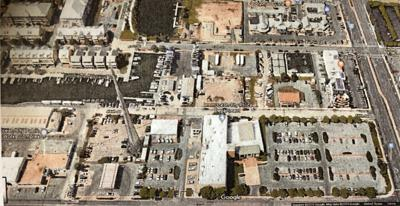 Zoning reclassification part of larger plan