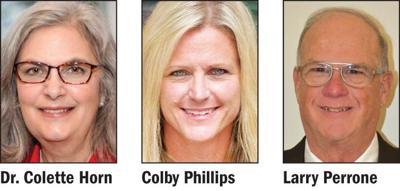 Colette Horn/Colby Phillips/Larry Perrone