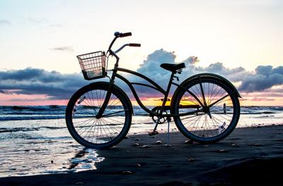 Council questions bicycles, deejays on beach