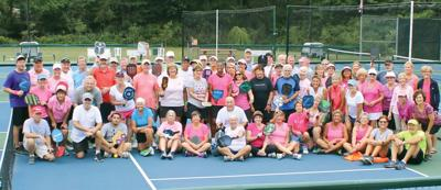 Pickleball Pink Ribbon Classic