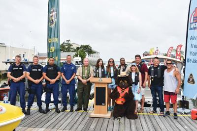 'Ride Inside' campaign focus on water safety