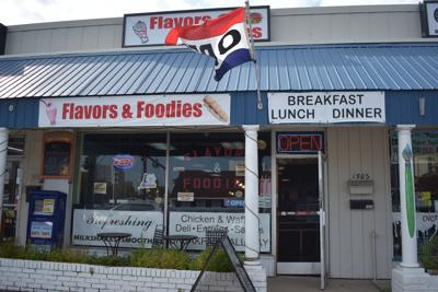 Flavors & Foodies  offers breakfast all day, subs, smoothies