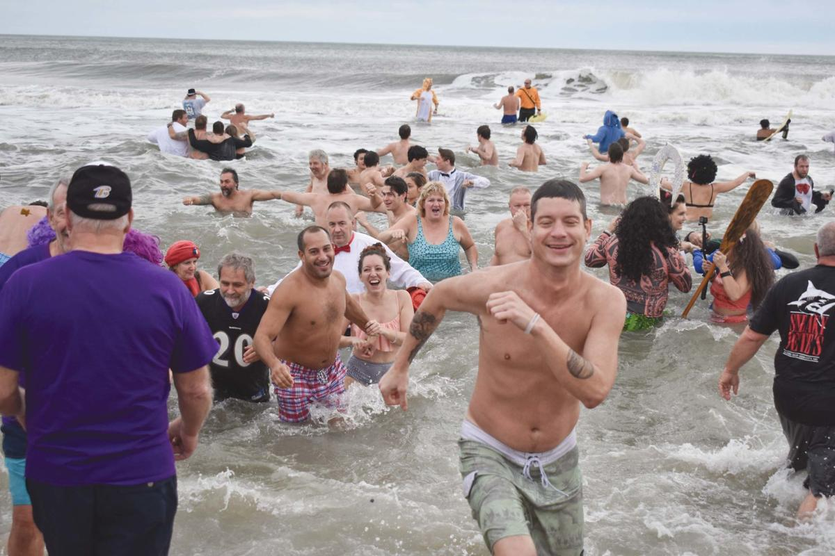 25th annual Atlantic General Hospital Penguin Swim