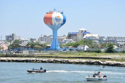 oc water tower shot