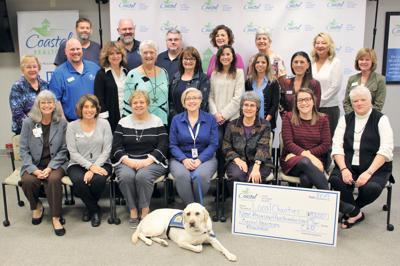 The Coastal Association of Realtors has awarded $9,200 in grants to local charities through the Coastal Realtors Foundation.
