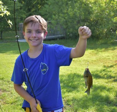 art Hansen fishing
