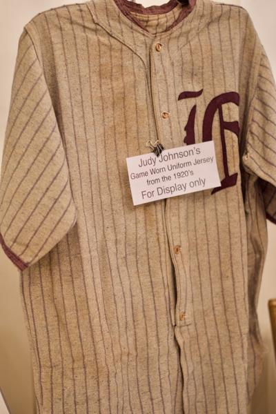 Judy Johnson jersey