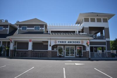 Three Anchors restaurant opens adjacent to K-Coast