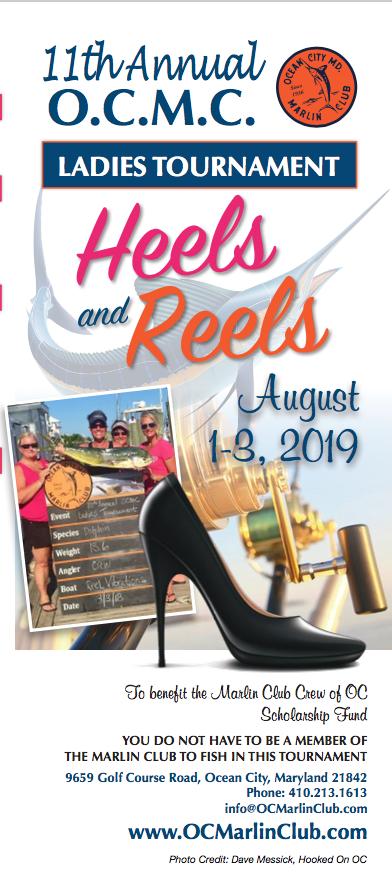 heel and reels brochure