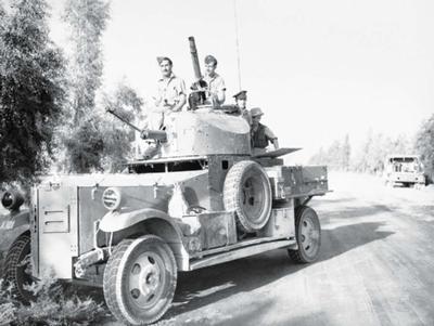 RAF Fordson Armoured Car