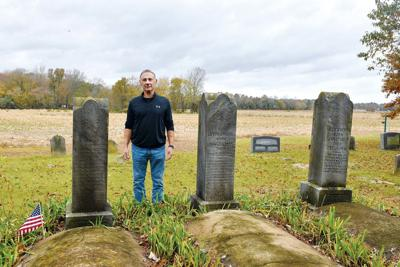 WWI vet honored after gravesite uncovered near Bishopville