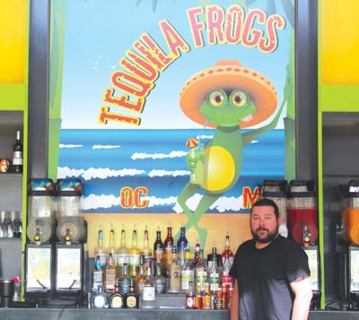 Tequila Frogs