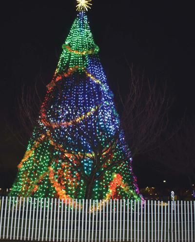 More than 105K guests visit park to view Winterfest