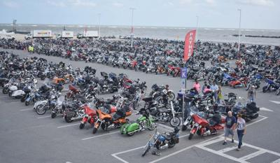 BikeFest Inlet Lot
