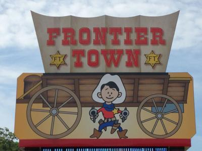 Frontier Town expansion denied