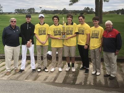 WP golf team wrap
