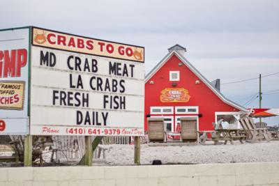 Crabs to Go