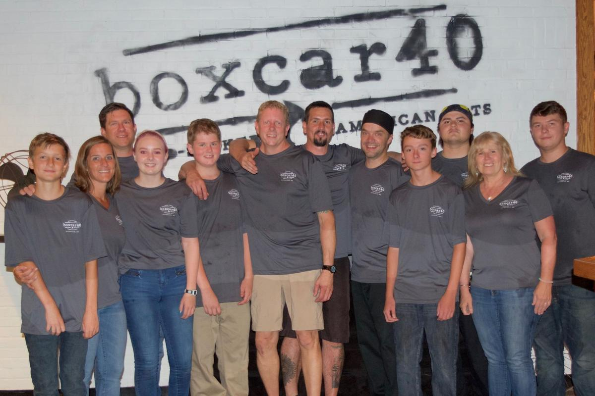BoxCar40 group photo