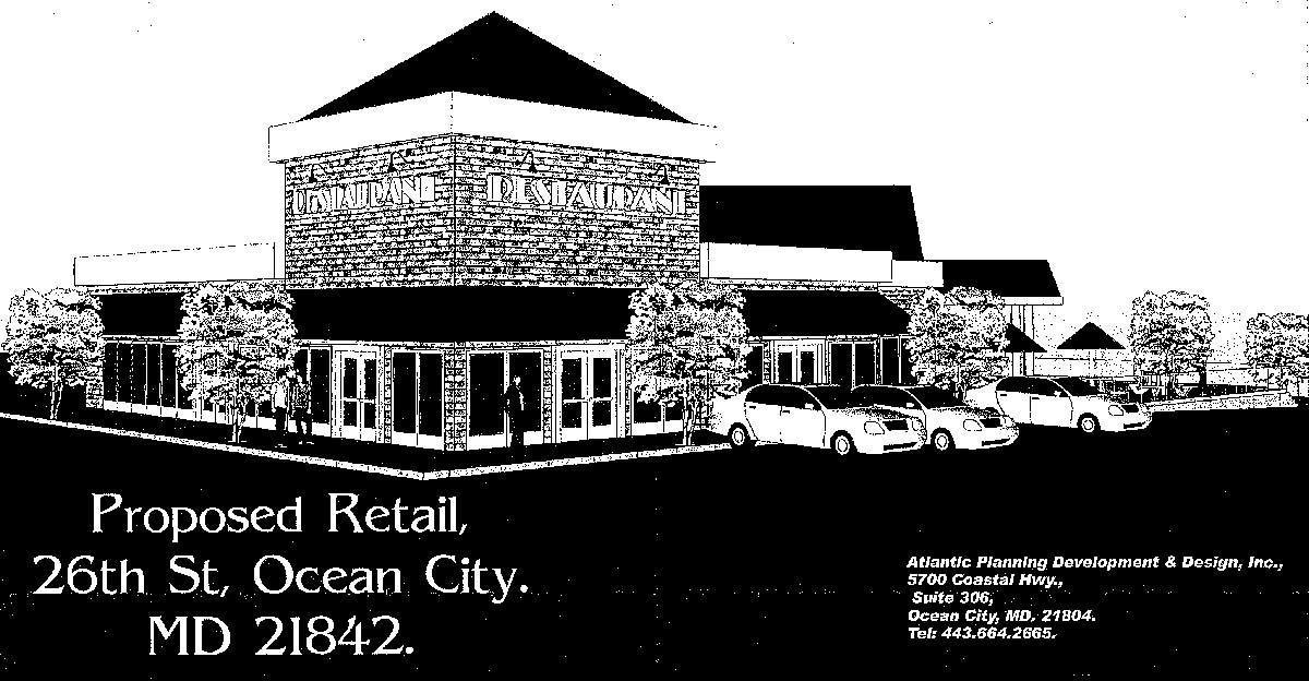 26th Street Shop Ctr paln