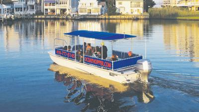OC Bay Hopper 'boat Uber' now available in resort