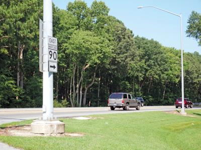Maryland Route 90 Dualization