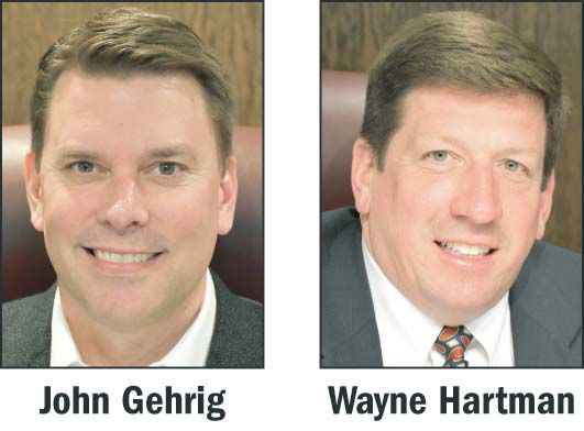 Gehrig/Hartman