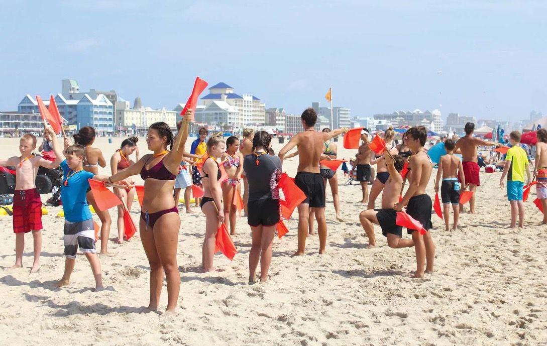 OC junior beach patrol