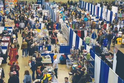 Annual Ocean City Comic Con offers cosplay and anime