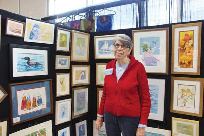 Second Delmarva Art Expo features homemade crafts