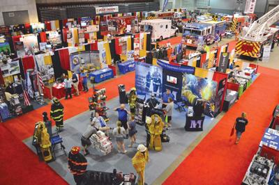 Md. firemen's convention and conference, June 15-19