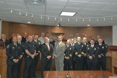 Resort fire departments get veteran chief