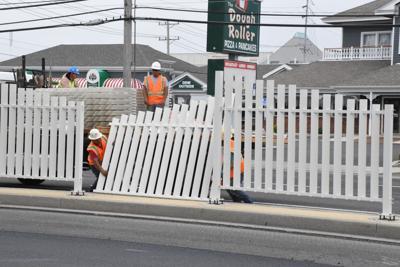 median fence