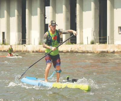 Wayne paddle wrap
