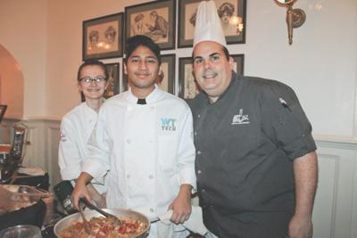 Inaugural Art of the pARTy event showcases food as art