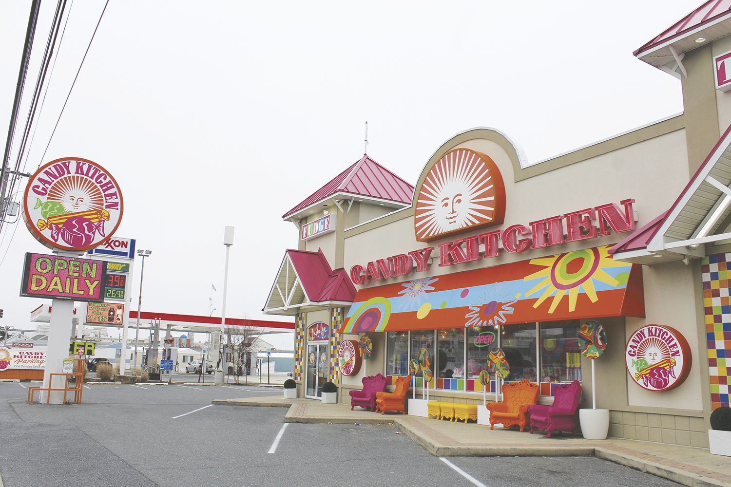 Candy Kitchen Moves Forward With Expansion News Oceancitytoday Com