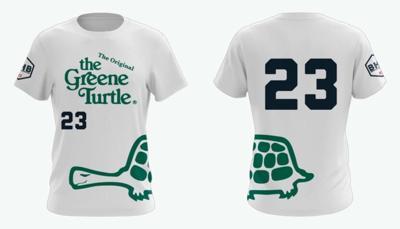 G Turtle jerseys