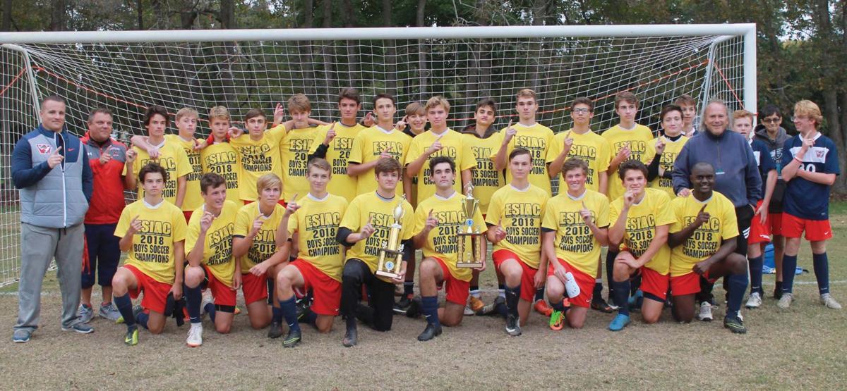WP boys soccer champs