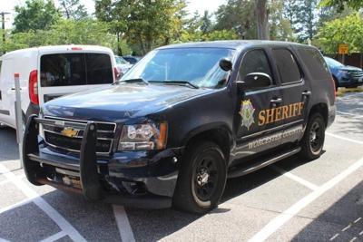 sheriffs suv