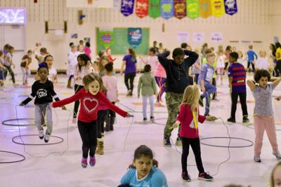 Over $60K raised during Jump Rope for Heart