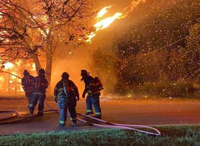 west oc arson
