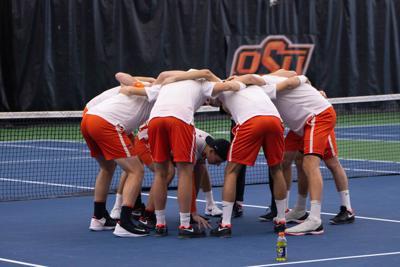 Mens Tennis OSU vs. Michigan