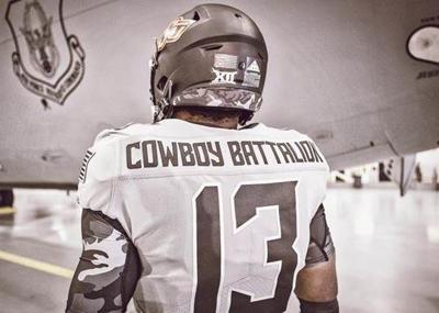 Cowboy Battalion jersey