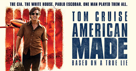 'American Made' was made for Cruise