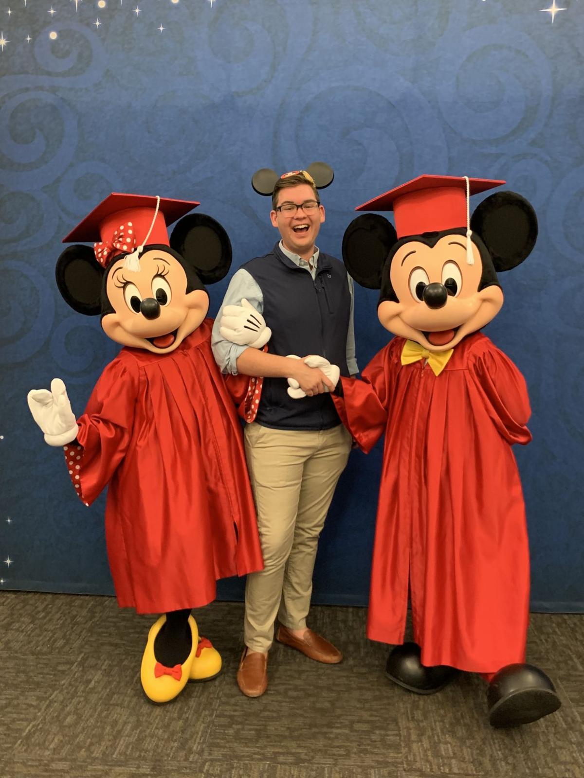 PHOTO: Matt Tucker Disney Internship