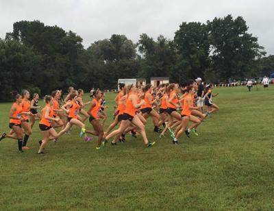 Cowgirl Cross Country