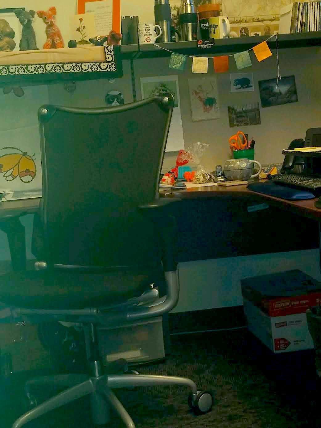 David's Desk